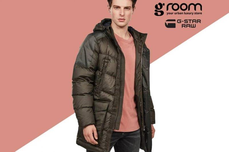 Οι προτάσεις του G Room - G-STAR RAW - Whistler Down Parka