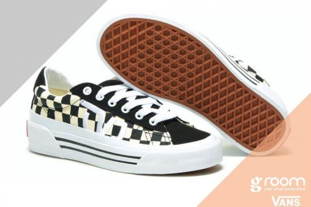 Οι προτάσεις του G Room - VANS - Sid Ni Checkerboard